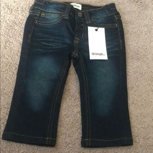 Hudson baby 12M 12 month jeans new stretch